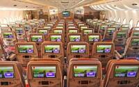 Emirates majú prvé lietadlo, ktoré odvezie 615 cestujúcich naraz! Podarilo sa to vďaka odstráneniu prvej triedy