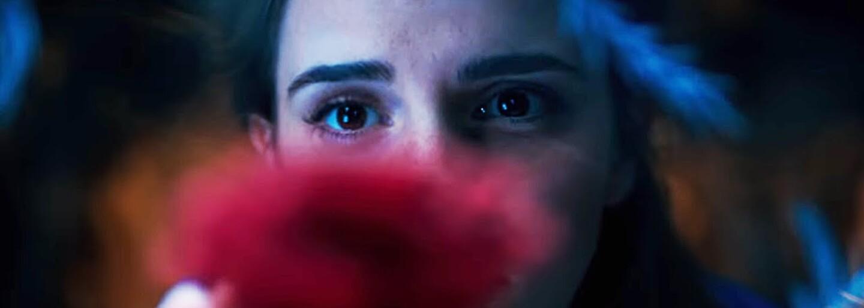 Emma Watson září na prvních obrázcích k hranému remaku Krásky a zvíře