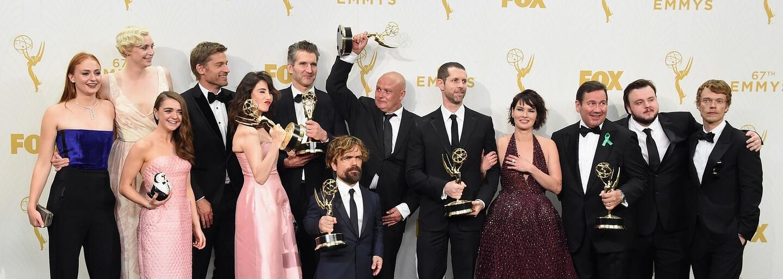Emmy Awards 2015: Ocenenia bezkonkurenčne ovládlo Game of Thrones