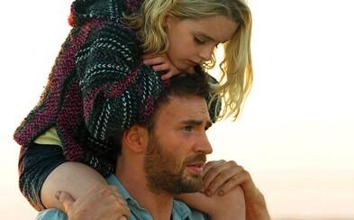 Emóciami nabité Gifted s Chrisom Evansom stavia talentované dievčatko pred nástrahy dospeláckeho života (Tip na film)