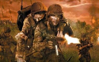 Emotívna hra Brothers in Arms z prostredia 2. svetovej vojny dostane seriál. Čaká nás nové Band of Brothers?