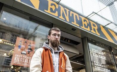 ENTER je nejzajímavější prodejna oblečení u nás. Nabízí unikátní kousky, které jinde nenajdeš