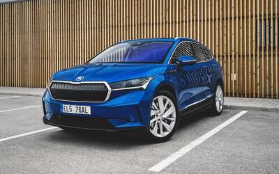 Enyaq iV nás veľmi milo prekvapil. Škoda urobila obrovský progres a postavila ukážkový elektromobil