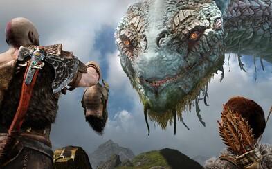 Epický příběh boha Kratose bude pokračovat v akčním stylu Uncharted. Užijte si skvělý trailer