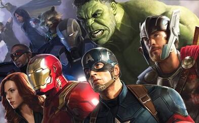 Epický závěr Avengers 4 se začíná natáčet v těchto dnech. Ani herci nevědí, jak příběh skončí