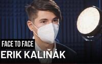 Erik Kaliňák: Marihuanu som mal, no nevdychoval som ju do pľúc (Videorozhovor)