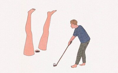Erotické ilustrácie zobrazujú sex z netradičnej stránky. Surrealistické obrázky ti majú poskytnúť chvíľku zamyslenia