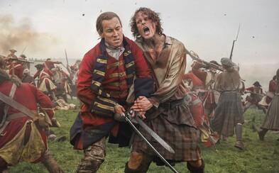 Erotika a drsná akcia sa vracia v tretej sérii skvelého seriálu Outlander. Prvý trailer naznačuje, že sa opäť máme na čo tešiť