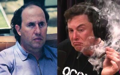 Escobarov brat chce začať predávať marihuanu s Elonom Muskom