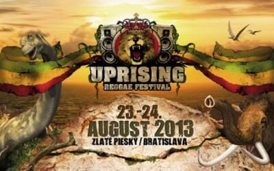 Ešte lepší Uprising reggae festival, už tento piatok!