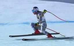 Ester Ledecká dnes získala opět 4. místo, bronzová medaile jí utekla o 7 setin sekundy