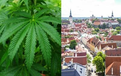 Estónci si za symbol nového okresu demokraticky zvolili marihuanový list. Aj keď je kanabis v krajine zakázaný, vláda im symbol schváli