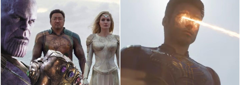 Eternals v traileru vysvětlí, proč nebojovali proti Thanosovi. Jeden z nich je v podstatě marvelovský Superman