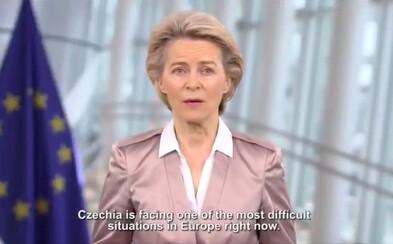 EU pošle Česku 30 ventilátorů. Babiš děkuje za solidaritu