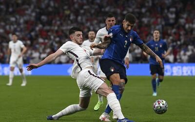 EURO 2020: Mistry Evropy se stali Italové