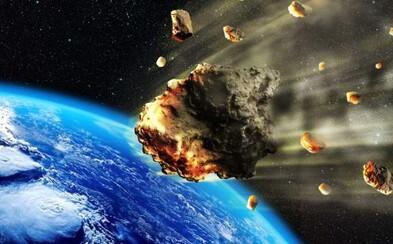 Európska vesmírna agentúra našla meteorit, ktorý môže naraziť do Zeme už v roku 2022