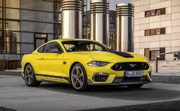 Európski fanúšikovia ikonického Mustangu sa radujú. Ford ponúkne slávnu verziu Mach 1 aj u nás