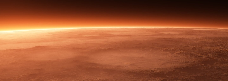 Európsky modul Schiaparelli tvrdo dopadol na povrch Marsu a zostali po ňom iba škvrny