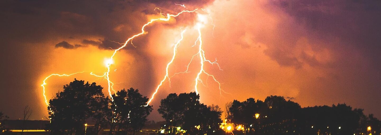 Evropu budou katastrofické bouřky ničit 14krát více než dosud, tvrdí vědci