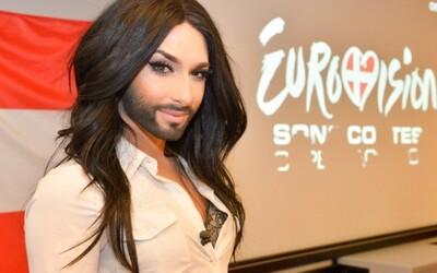 Eurovíziu 2014 vyhrala bradatá žena Conchita Wurst!