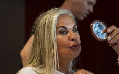 Eva Máziková: Fajčila som cigary s Fidelom Castrom, spievala s odhaleným chrbtom pred Brežnevom (Rozhovor)