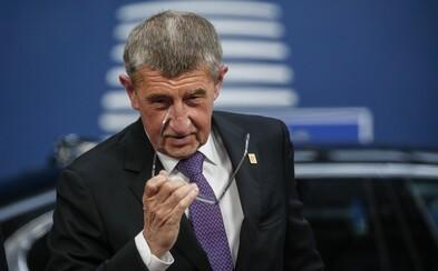 Evropský parlament schválil drtivou většinou rezoluci, která kritizuje Andreje Babiše