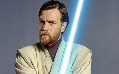 Ewan McGregor natočí seriál s Obi-Wanom pre Disney+. Koľko filmov napíšu a natočia tvorcovia Game of Thrones a The Last Jedi?