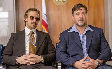 Excelentné duo v podaní Ryana Goslinga a Russella Crowea láka na sľubnú buddy detektívku s názvom The Nice Guys