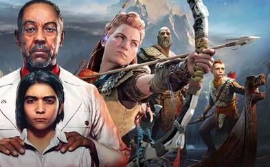 Exkluzivity pro PS5 jsou nejočekávanějšími hrami roku 2021. Toto je 10 her, na které se těšíme nejvíce