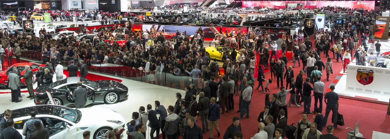 Exkluzívne: Automobilová udalosť roka v našom podaní! Čo prináša autosalón v Ženeve 2016?