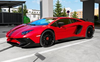 Exkluzivně: Na Slovensku mají v předstihu první 750koňový Aventador SuperVeloce za 400 tisíc €