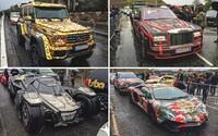 Exkluzívne: Nahliadnite vďaka našim autentickým záberom na tohtoročný milionársky závod Gumball 3000!
