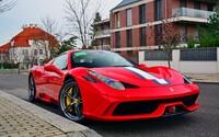 Exkluzívne nedávno odhalené Ferrari 458 Speciale A za 340-tisíc € už aj v Čechách!