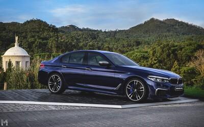 Exkluzivně: V několikaměsíčním předstihu jsme vyzkoušeli nové BMW řady 5. Je se na co těšit!