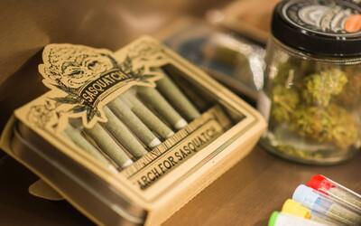 Exkluzivní joint za 420 dolarů. Nejluxusnější obchod s marihuanou v USA zákazníkům nabízí produkty z jejich nejkrásnějších snů