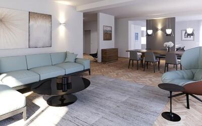Exkluzivní usedlost z Prahy odhaluje byty, ve kterých tě měsíční pronájem bude stát 150 tisíc korun