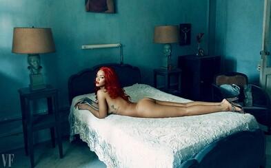 Exotická Rihanna a jej zadok dobyli Kubu a s ňou aj časopis Vanity Fair. Po týchto fotkách ju budeš mať ešte radšej