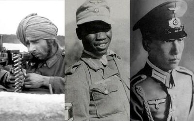 Exotickí bojovníci v službách nacizmu: Spoločná nenávisť voči židovskému národu, no i pokus o získanie slobody a národnostného určenia