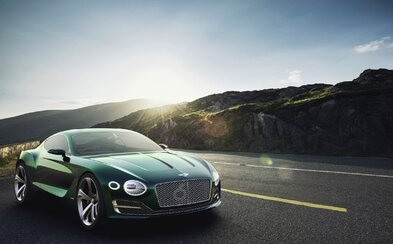EXP 10 Speed 6: Dizajnová lahôdka naznačuje budúce Bentley