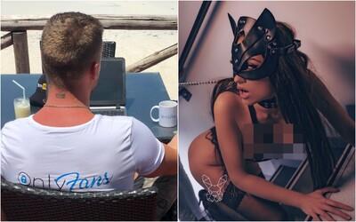 Expert na Onlyfans Bad Bunny: Slovenky, které se na Instagram fotí polonahé, jsou paradoxně nejstydlivější (Rozhovor)