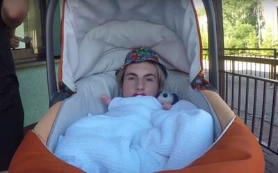 Expl0ited sa prešmykol do ZOO ako 8-mesačné bábätko. Spolu s Matúšom upravili kočík a nikto z personálu si nič nevšimol