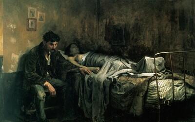 Explodující zuby anebo sklenění lidé: Nejbizarnější choroby historie, jejichž příčiny jsou již stovky let tajemstvím