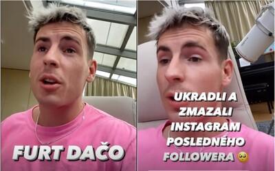Explovi ukradli oficiálny facebookový profil aj instagramový účet projektu Posledný Follower