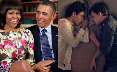 Exprezident USA Barack Obama dostane televíznu show a Joel Edgerton natočí drámu o gayovi, ktorý vyrastá vo fanaticky veriacej rodine
