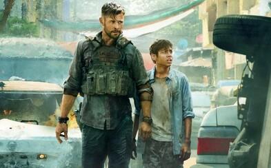 Extraction s Chrisem Hemsworthem se dočká pokračování! Druhý díl natočí stejní tvůrci jako povedenou jedničku