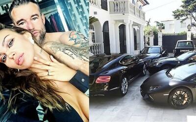 Extravagantní módní návrhář Philipp Plein si užívá života plného luxusu, drahých aut a krásných žen