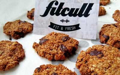 Extrémne jednoduché cookies s kúskami čokolády (Recept)