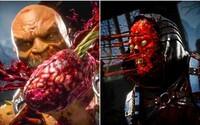 Extrémní brutalita z Mortal Kombat způsobila tvůrci noční můry. Další viděl vnitřnosti při pohledu na psa