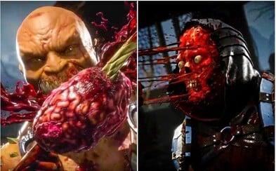 Extrémna brutalita z Mortal Kombat spôsobila tvorcovi nočné mory. Ďalší videl vnútornosti pri pohľade na psa