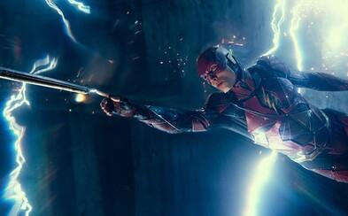 Ezra Miller a Geoff Johns prezradili detaily o sólovke Flashpoint. Dotknú sa zmeny v časopriestore aj samotného Batmana?